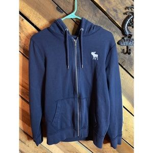 Abercrombie&Fitch Zip-up Jacket